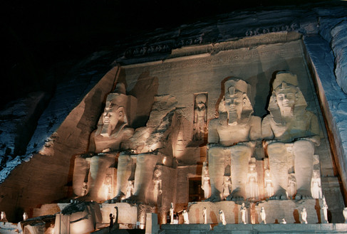 'Temple of Ramses II'