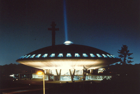 Conference centre 'Evoluon'