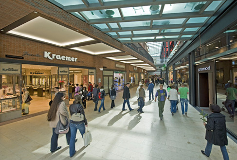 Shopping centre 'Forum Duisburg'