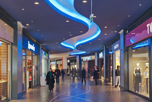 Shopping centre 'Forum Kayseri'